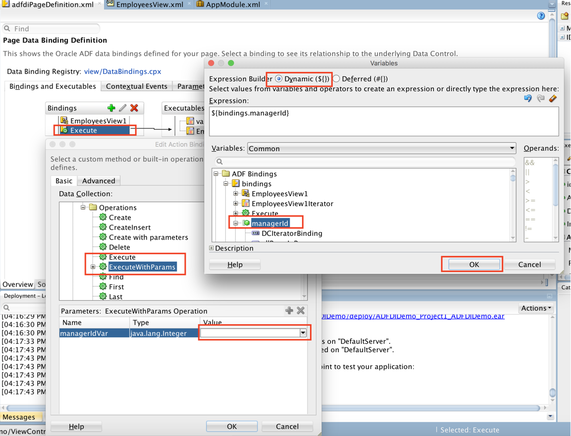 Workbooks workbook definition computer : How to pass a parameter to ADF Desktop Integration (ADFDI) excel ...